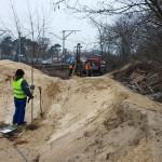 badanie sondą DPL - geolog Piła